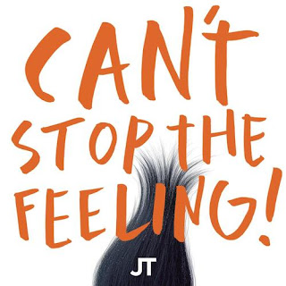 "Justin Timberlake - Can't Stop the Feeling! from CAN'T STOP THE FEELING! (Original Song From ""Trolls"") (Single) 2016"