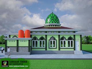 masjid minimalis modern 2018 jasa desain murah GAMBAR DESAIN MASJID / MUSHOLLA MODERN