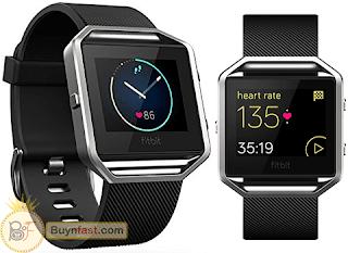 Fitbit Blaze Smart Fitness Watch, Great fitness tracker