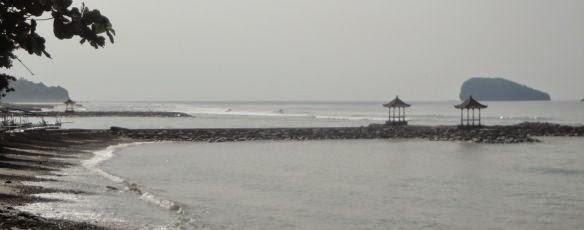 Candidasa Beach - Tohpati, Batubulan, Celuk, Mas, Ubud, Klungkung, Candidasa, Tirta Gangga, Karangasem