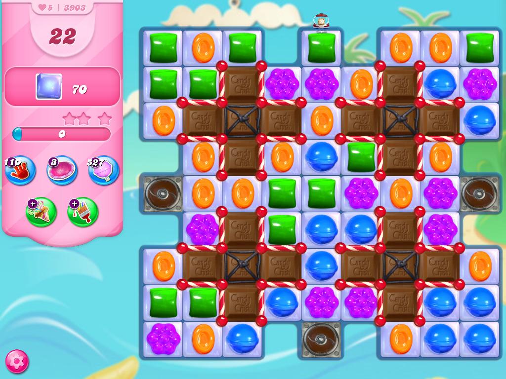 Candy Crush Saga level 3903