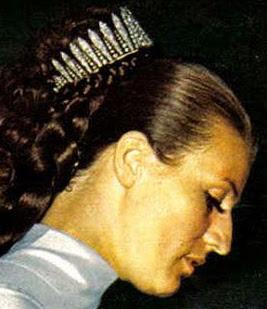 austria liechtenstein habsburg diamond fringe tiara kochert princess isabelle