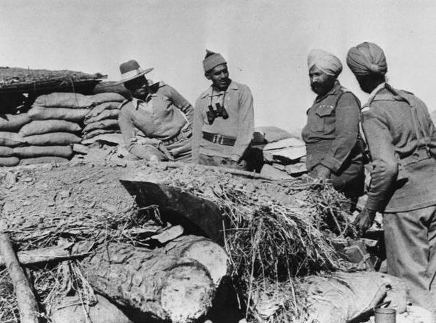 The unheard story of war between India and China