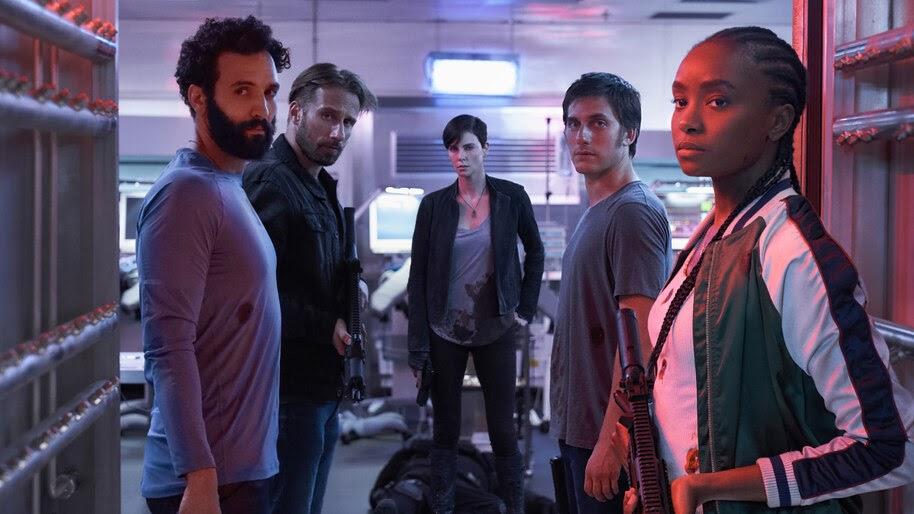 The Old Guard, Netflix, Movie, Cast, 4K, #7.2080