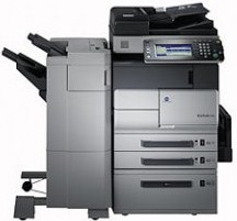 itself is actually arguably Copiers monochrome multifunction with print Konica Minolta Bizhub 500 Drivers Download