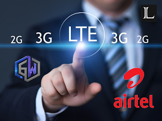 how to use airtel 2g data on 3g network