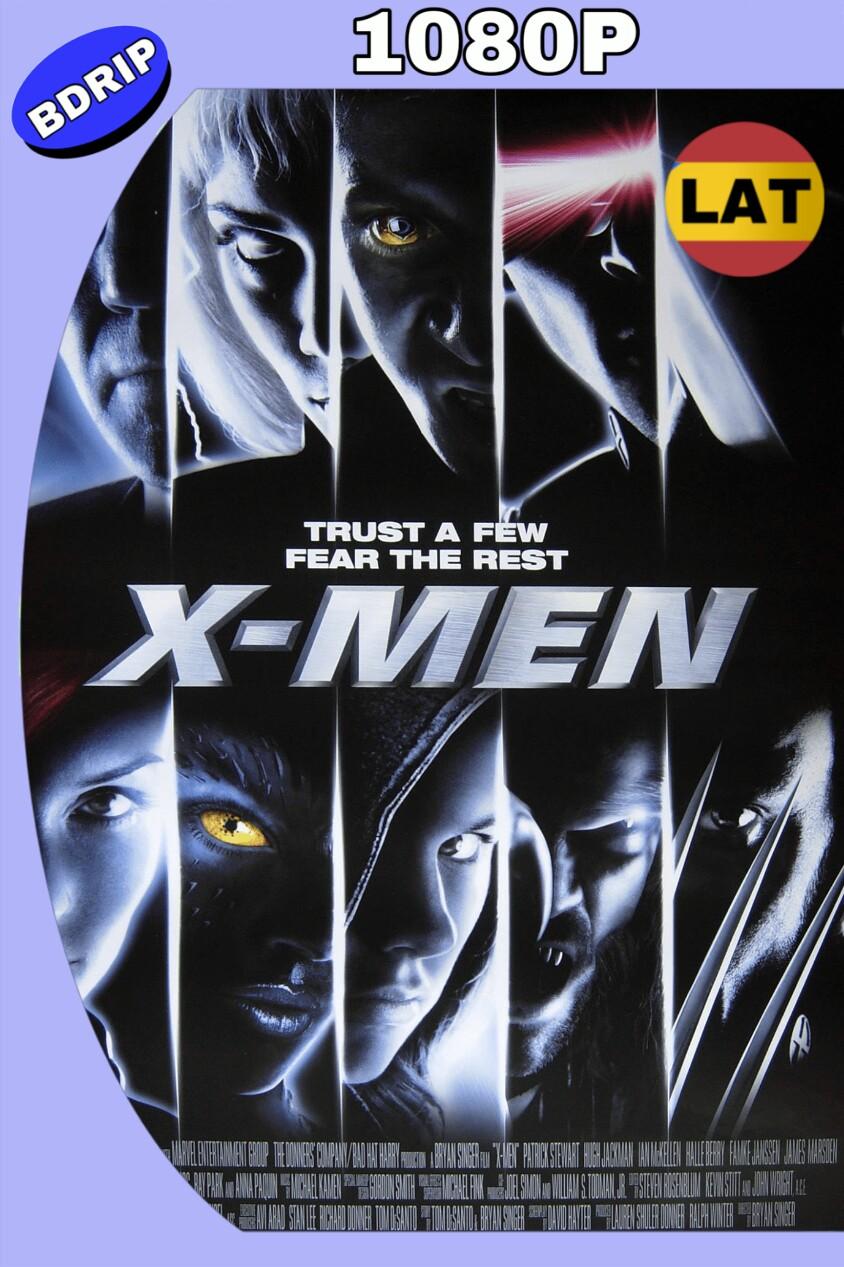 X-MEN (2000) HD BDRIP 1080P LAT-ING MKV