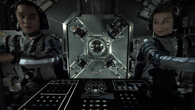 Europa Report - The Pilots | A Constantly Racing Mind