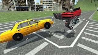 Game Car Robot Simulator App