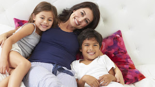 Menjadi Supermom Untuk Keluarga Kecil Anda