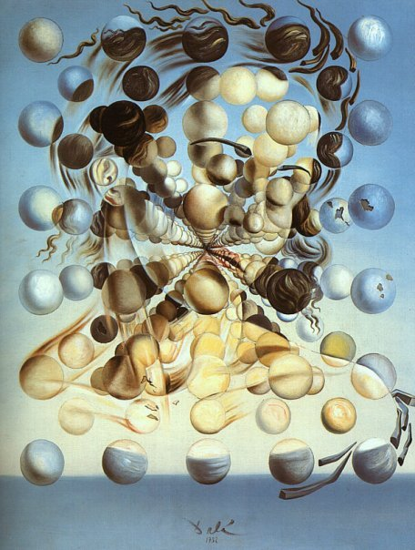 Salvador Dalì 1904-1989 | Surrealist painter and sculptor