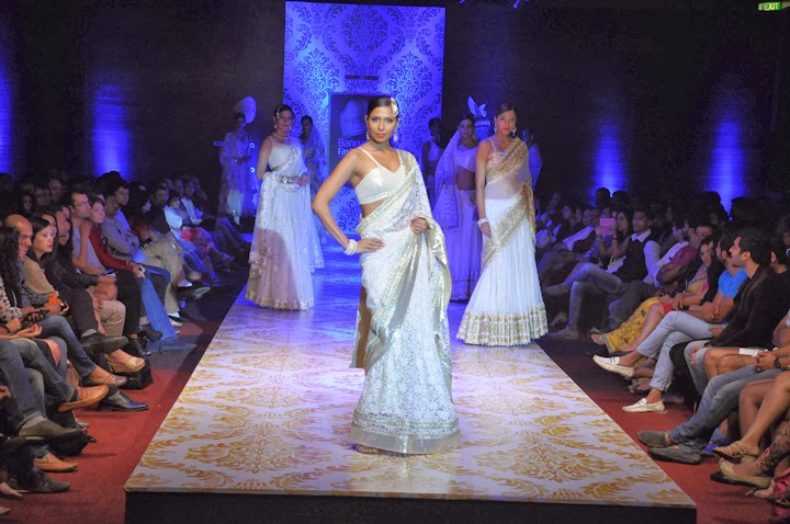 Bollywood Fashion N Beauty: Bangalore Fashion Week Aslam Khan