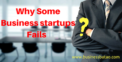reasons for Business startup failure in India