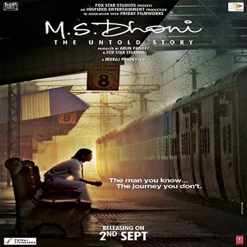 Download Film M.S Dhoni: The Untold Story (2016) Bluray Subtitle Indonesia