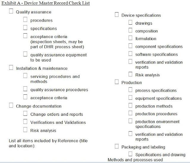 fda compliance help october 2011