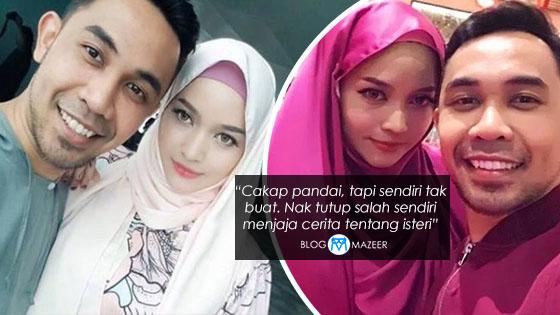 Reka Cerita Untuk Dapatkan Belas Kasihan, Kakak Ipar 'Sound' Hafiz Hamidun?