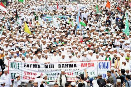 Umat Islam Dipingpong Kasus Penistaan Agama oleh Ahok, Ini Buktinya