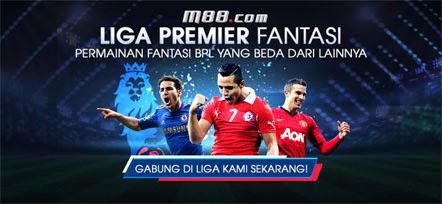 Dapatkan Freebet Di Permainan Liga Premier Fantasi M88