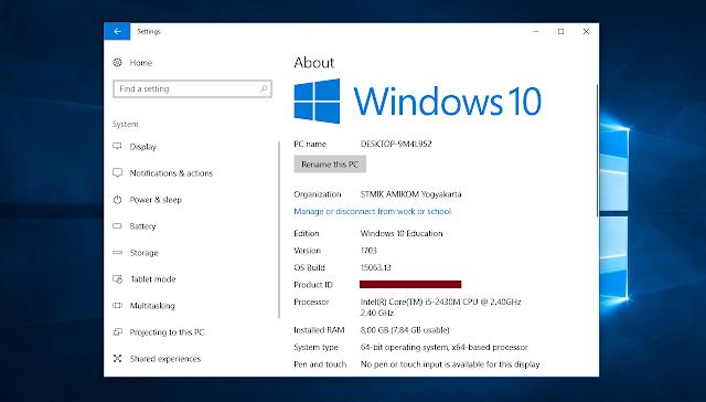 Windows 10 Creators Update Sudah Resmi Dirilis