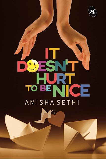 Book Review  It Doesn't Hurt To Be Nice - Amisha Sethi