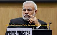 Future Job Prospects Under Narendra Modi Government