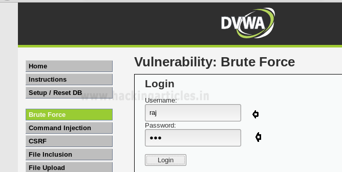 Brute Force Website Login Page using Burpsuite