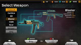 Assault Fury v1.4