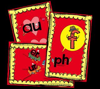 FREE Secret Stories® Phonics Mini-Poster Sampler Pack