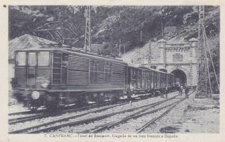 gare train frontiere franco espagnole