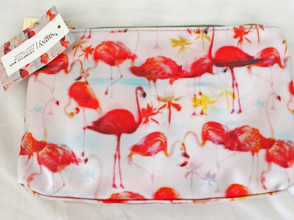 Bagsy Beauty Cosmetic Bag