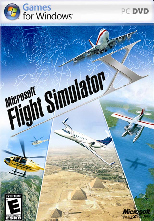 Flight Simulator X Download İndir Yükle Full