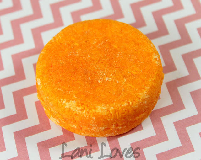 LUSH Solid Shampoo Bars - Brazilliant Review