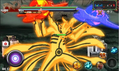 Naruto Shippuden Ultimate Naruto Senki 2 Android
