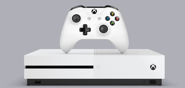 Xbox One S Announcement E3 2016