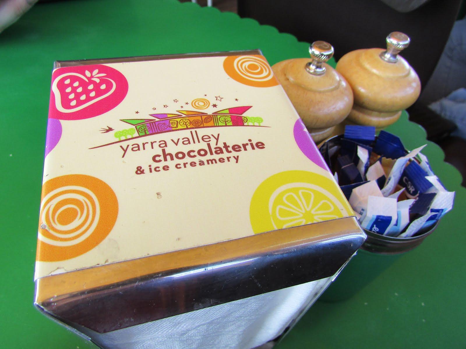 Adventure #21: Yarra Valley Chocolaterie's Hot Chocolate Festival