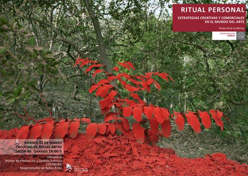 Ritual Personal. Estrategias creativas en el mundo del arte