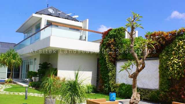 Jasa Pembuatan Vertical Garden Gresik