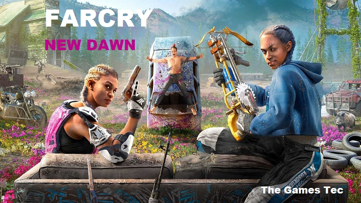 Far Cry New Dawn PC Game DownloadThe Games Tec