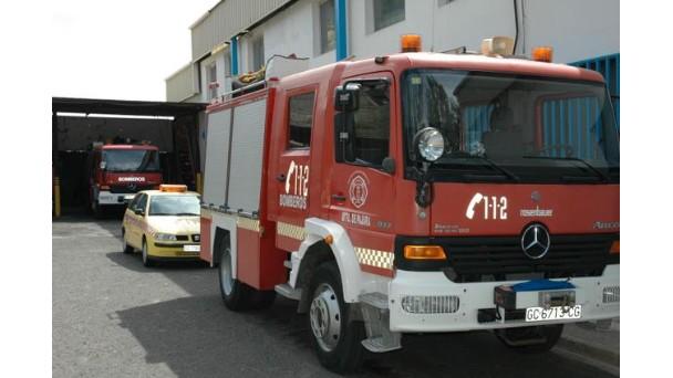 Un hombre de 45 años muere en el  incendio de su vivienda en Puerto del Rosario, Fuerteventura