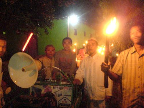 Tradisi Takbiran Keliling di Indonesia