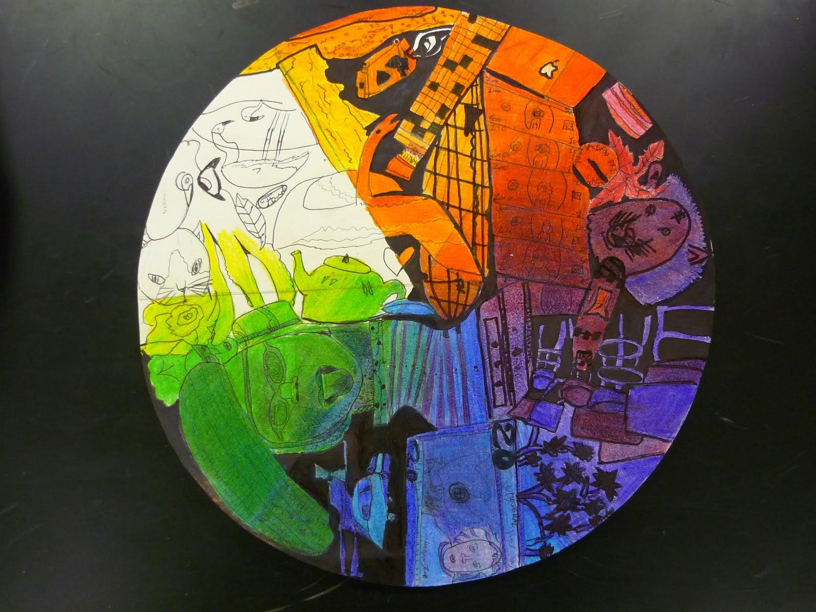 Mrs Highsmith Loves Art