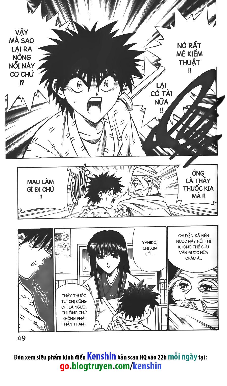 Rurouni Kenshin chap 42 trang 4