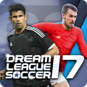 Donwload Dream League 17 Mod APK Update Terbaru
