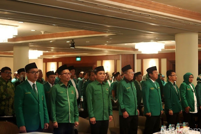 PPP Tak Sudi Hadiri Pelantikan Cak Imin dkk Jadi Pimpinan MPR