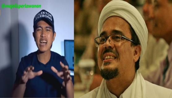Kasus Kaesang, Polri Periksa Pelapornya; Kasus HRS yang Diperiksa Habib Rizieq-nya