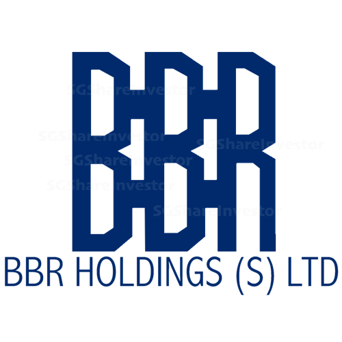 BBR HOLDINGS (S) LTD (SGX:KJ5) @ SGinvestors.io