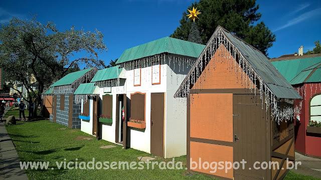 Praça das Etnias, Gramado, RS