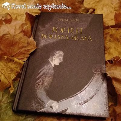 "Oscar Wilde ""Portret Doriana Graya"""