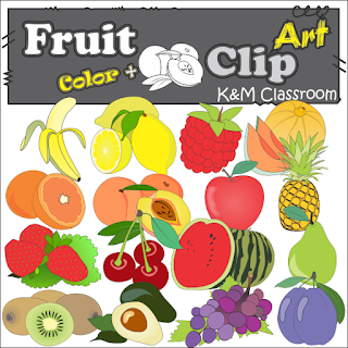 Fruits Clip Art