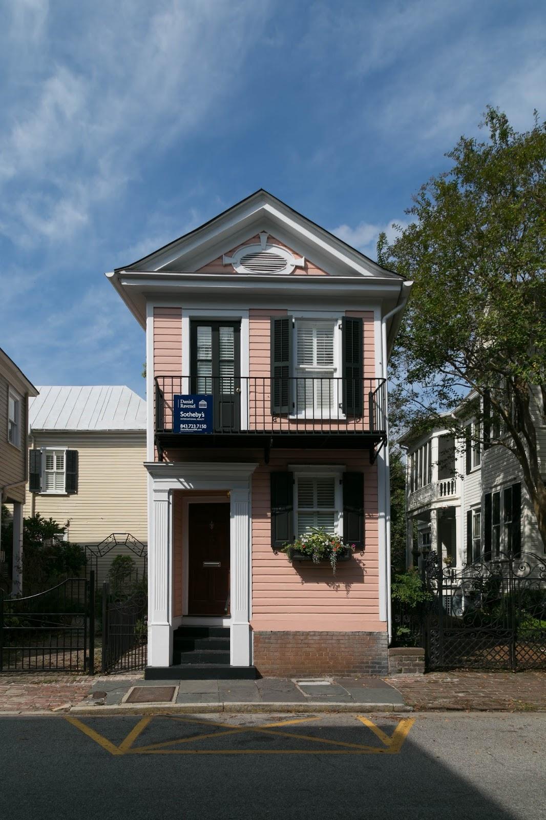 Charleston Daily Photo Tiny House Sale